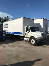 100 20 Ft Box Truck INTERNATIONAL Straight S For Sale