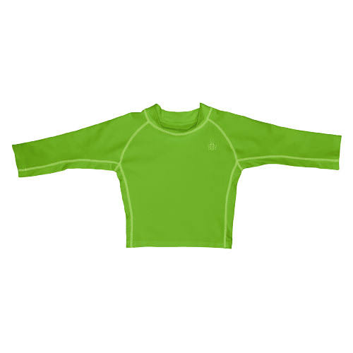 I Play Long Sleeve Rashguard Shirt