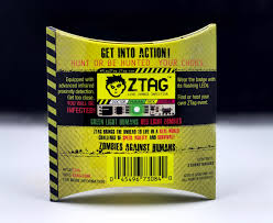Halloween Attractions In Pasadena by Gantom Live To Unveil The Retail Version Of Its Ztag Game In