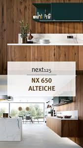 holz fronten für die offene wohnküche alte eiche küchen