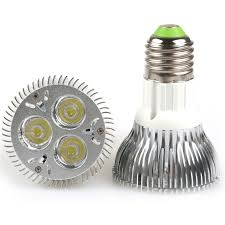 9w e27 par20 led bulb small spotlight l cool white warm white