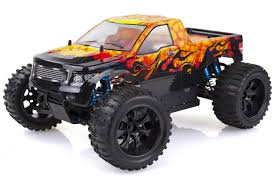 100 Brushless Rc Truck HSP 110 Lion Electric 4WD Off Road RTR RC