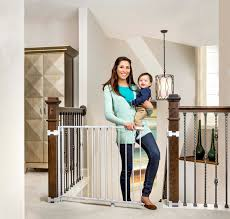 Regalo Top Of Stairs Baby Gate | Our Products | Pinterest | Baby ... Diy Bottom Of Stairs Baby Gate W One Side Banister Get A Piece For Metal Spiral Staircase 11 Best Staircase Ideas Superior Sliding Baby Gate Stairs Closed Home Design Beauty Gates Should Know For Amazoncom Ezfit 36 Walk Thru Adapter Kit Safety Gates Are Designed To Keep The Child Safe Click Tweet Metal With Banister With Banisters Retractable Classy And House The Stair Barrier Tobannister Basic Of Small How Install Tension On Youtube