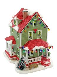Dept 56 Halloween Village Retired by Department 56 A Christmas Story Village Bumpus House 805667