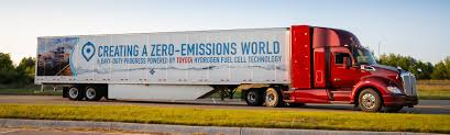 Toyota Doubles-Down On Zero Emissions Heavy-Duty Trucks | CORPORATE ...