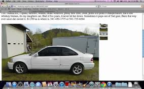 Craigslist Roseburg – Used Cars And Trucks Available Under $2000 In ...
