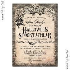 Free Printable Scary Halloween Invitation Templates by Halloween Party Invitation Spooktacular Invitations Halloween 41