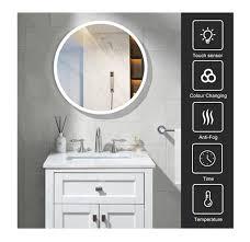 wand leuchte anti fog spiegel hotel vanity make up badezimmer smart led spiegel buy smart led bad spiegel anti nebel bad spiegel eitelkeit spiegel