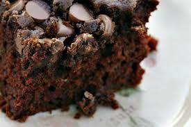 chocolate zucchini cake Advertisements