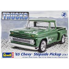 Revell Of Germany Plastic Model Kit '65 Chevy Stepside Pickup 2-In-1 ... Italeri 124 751 Lvo Fh12 Model Truck Kit From Kh Norton Uk 3854 Accsories Set 2 Revell Ford Fd100 Pickup Chip Foose Scaledworld Kenworth W900 Truck 851507 125 New Model Kit Shore Line Hobby Of Germany Plastic 65 Chevy Stepside 2in1 Military Vehicle Lkw 5tmil Gl 4x4 172 Wrecker 852510 045jpg Zil 131 Heavy Utility 135 Kits Britmodellercom Mercedes Benz 1450 Ls Scale Gmc The Crittden Automotive Library Nos Marmon Cventional And 50 Similar Items
