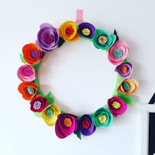 Super Easy To Make And Wreath Is Only One Use Idea They Can Decorate A Card Or Frame Lovely Bouquet Table Centrepiece List Endless
