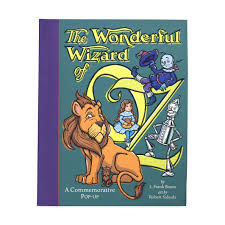 the wonderful wizard of oz a commemorative pop up pb moma