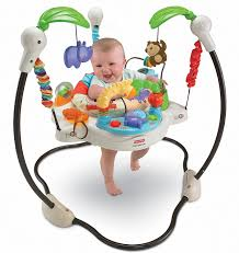 Evenflo Circus High Chair Recall by Amazon Com Fisher Price Luv U Zoo Jumperoo Stationary Stand Up