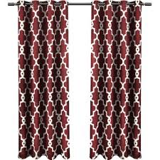 Modern Contemporary Dining Room Curtains