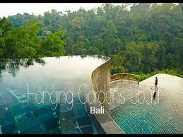 104 Hanging Gardens Bali Hotel Staying At The World S Best Pool Ubud Youtube
