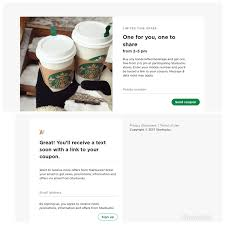 FREE IS MY LIFE: BOGO FREE Starbucks Drinks With ONE TIME ... Tim Hortons Coupon Code Aventura Clothing Coupons Free Starbucks Coffee At The Barnes Noble Cafe Living Gift Card 2019 Free 50 Coupon Code Voucher Working In Easy 10 For Software Review Tested Works Codes 2018 Bulldog Kia Heres Off Your Fave Food Drinks From Grab Sg Stuarts Ldon Discount Pc Plus Points Promo Airasia Promo Extra 20 Off Hit E Cigs Racing Planet Fake Coupons Black Customers Are Circulating How To Get Discounts Starbucks Best Whosale