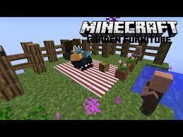 minecraft garden furniture in one command http news