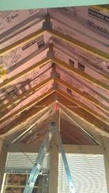 Insulating Cathedral Ceiling With Roxul by Re Insulate My Vaulted Ceiling For High Performance Insulation