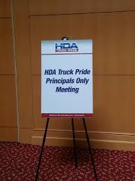100 Hda Truck Pride Full House Packs HDA Meeting