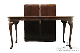American Of Martinsville Dining Room Table by High End Used Furniture Hickory Furniture American Masterpiece