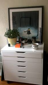 Uline Storage Cabinets Assembly Instructions by Ikea File Cabinet Office Makeover Part One Diy Desk Ikea Hack