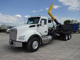 Commercial Hooklift Truck For Sale On CommercialTruckTrader.com