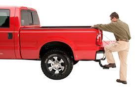 100 Truck Bumper Step AMP Research Bed