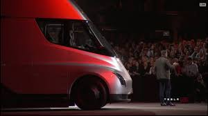 Tesla Unveils New All-electric Semi Truck | Abc13.com