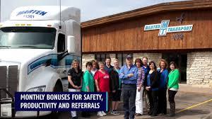 100 Gordon Trucking Jobs Marten Transport Compensation And Benefits YouTube