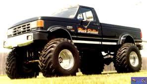 100 Black Stallion Monster Truck Truck Photo Album