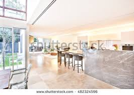 House Indoor And Outdoor Including Kitchen Living Room There Is An Outside Garden Can
