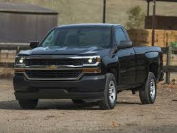 100 Pickup Trucks For Sale Under 5000 2018 Chevrolet Silverado 1500 WT 6Speed Automatic Electronic