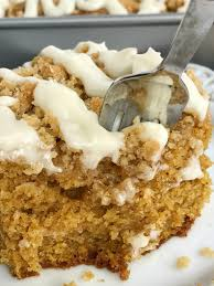 Best Pumpkin Desserts 2017 by Cinnamon Streusel Pumpkin Cake Together As Family