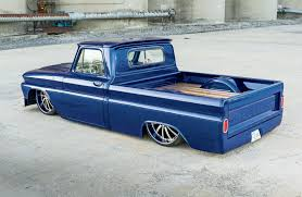 1964 Chevrolet C10 Rear View Photo 1 | Custom Vehicles | Pinterest ... Chevy C10 Pickup Twin Turbo Blown Pro Hot Street Gasser Rod 1964 Chevrolet For Sale On Classiccarscom Stepsideclean Bagged 22sshortbox Bangshiftcom Chevy Detroit Diesel Ck Trucks Sale Near Los Angeles California 1965 Long Bed Donor And Short Builder 2 1960 1966 Panel Only The 1947 Present Cc701300 El Camino Resto Mod Used Fleetside At Webe Autos Serving Long Pickup Bagged Youtube
