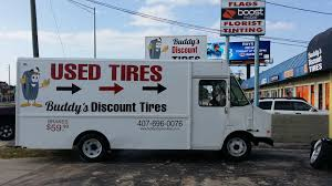 Used Tires For Sale - Buddys Discount Tires - Longwood, Fl Happy Road Drive Tire Us Truck Tires Company Suv Confident Handling Firestone Gt Radial Adventuro Mt Mud Terrain Discount Light Heavy Duty 11r225 607 For And Trucks Llc Home Facebook Pin By Hercules On Rim Pinterest Wheels Rims China Cheapest Best Brands All Custom Wheel Packages Chrome Rims 1100r20 300 38565r225 396 Car