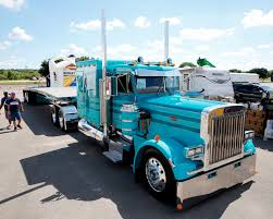 100 Crosby Trucking 1985 Peterbilt 359 Wins Shell SuperRigs Truck News