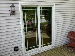 Patio Replacement French Doors Andersen Sliding Doors Iron Patio