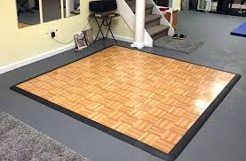 Temporary Floor Tiles Dance Kits Outdoor
