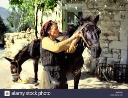 100 Farm House Tack Woman With Horse Peloponnese Greek Greece House Farming