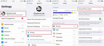 How to Download s from iCloud to iPhone 8 Plus X