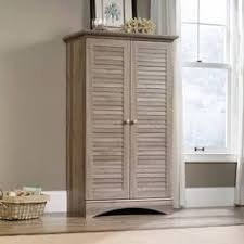 Sauder Shoal Creek Dresser Soft White Finish by Shoal Creek Armoire In Soft White 411202 By Sauder Bizchair Com
