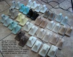 ceramic towel bars in lots of colors eclectic ware