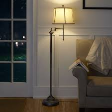 Mainstays Floor Lamp With Reading Light Assembly by Better Homes And Gardens 59