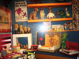 Vintage Thrift Shop Window Display W Flash