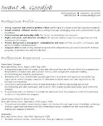 Change Of Career Resume Sample Objective Example In T N Z A Job