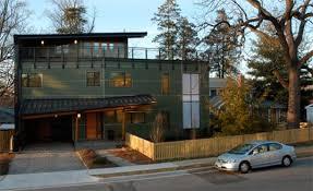 Kaplan Thompson House Virginia s First LEED Platinum Home