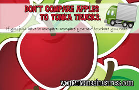 100 Compare Trucks Stop Comparing Yourself To Apples And Tonka