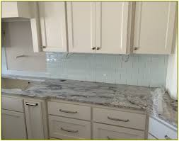 Glass Tiles For Backsplash by Clear Glass Subway Tile Backsplash Clear Glass Subway Tile