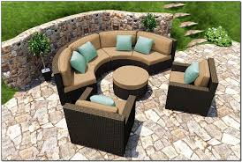 Semi Circle Outdoor Patio Furniture by 17 Semi Circle Outdoor Patio Furniture Natural And Fun