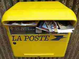 bureau de poste maur des fosses aux lettres et postes la queue en brie 94